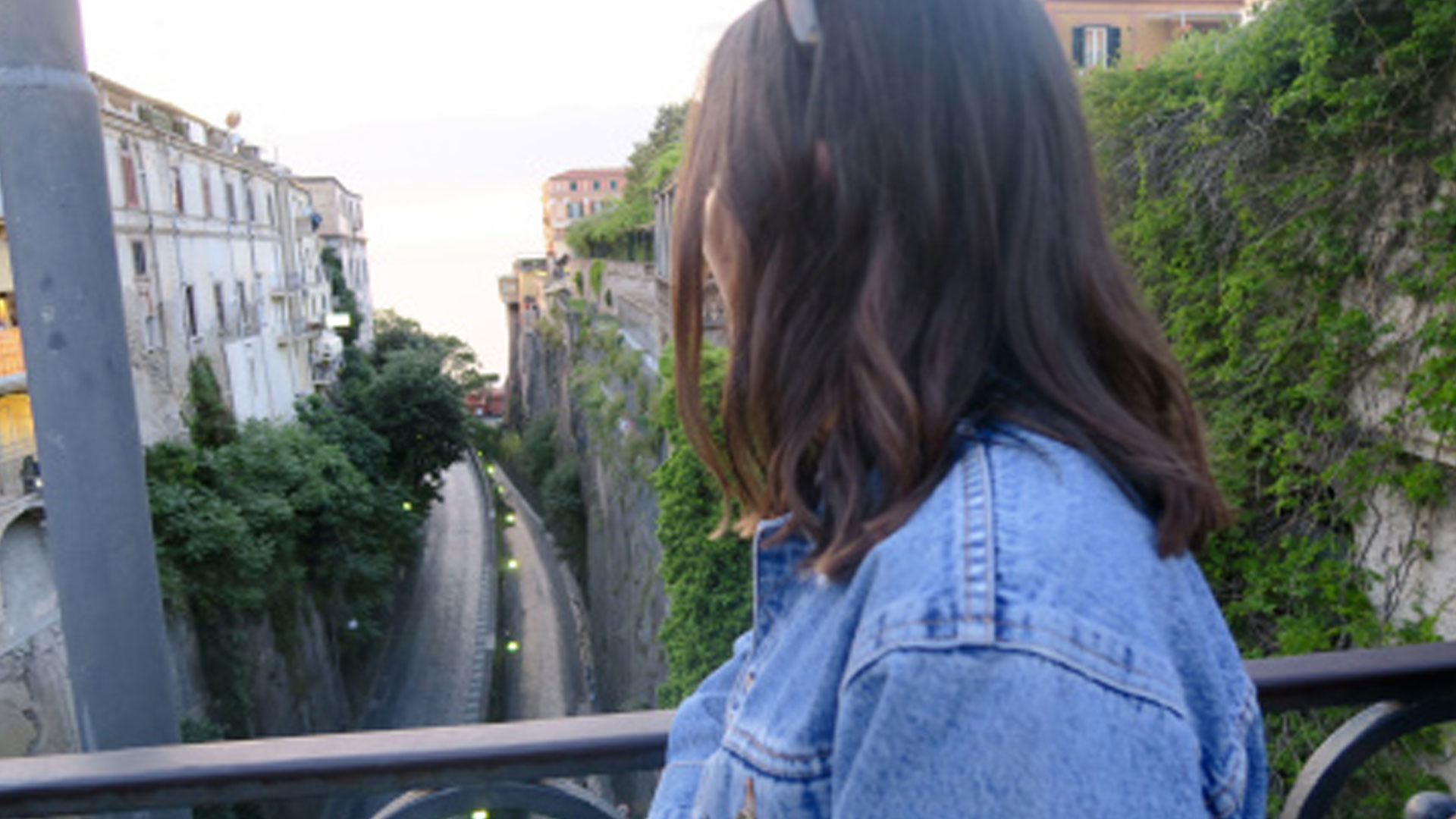 The Search For Beauty: First Impressions Of Sorrento