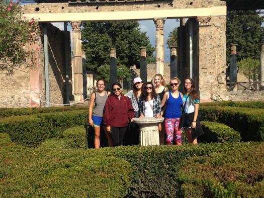 Pompeii Excursion