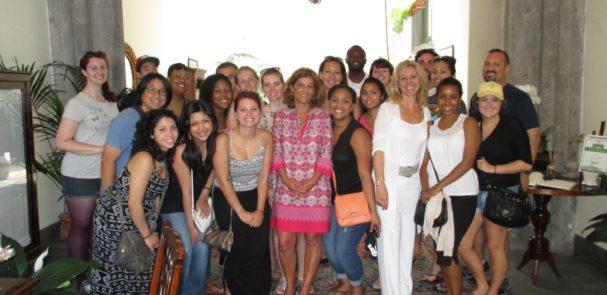 Faculty-led program in Sorrento 9