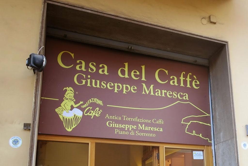 Casa del Caffe Giuseppe Maresca