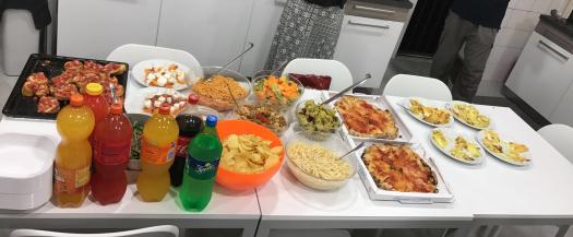 Sant'Anna Dorm Party