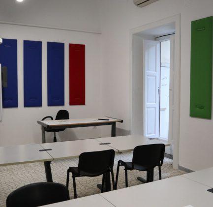 Classroom Space | Sant'Anna Institute