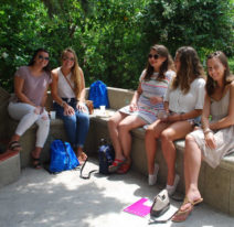 Garden | Sant'Anna Institute Sorrento