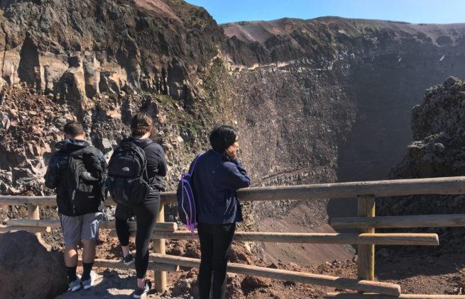 Vesuvius National Park | Sant'Anna Institute Sorrento