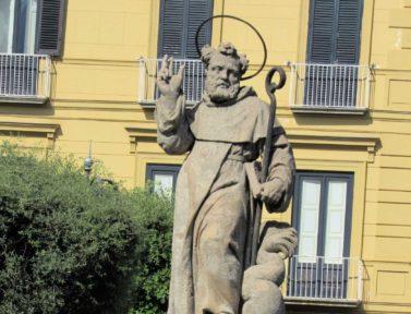 La Basilica di San Antonino and the Story of Sorrento's Quirky Patron Saint
