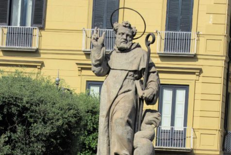La Basilica di San Antonino and the Story of Sorrento's Quirky Patron Saint