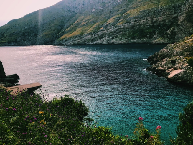 The Ecological Hideaway of Ieranto Bay