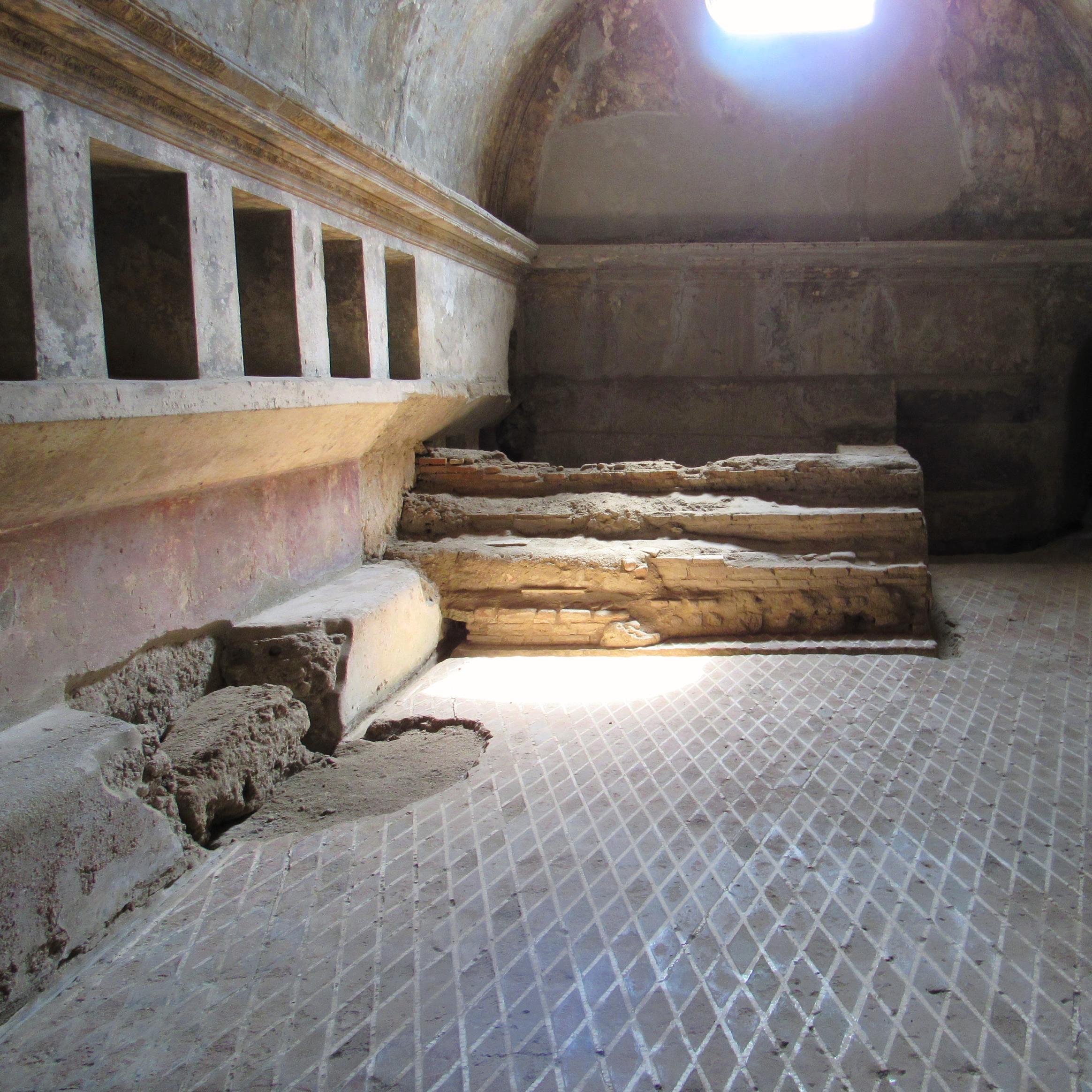 About Pompeii