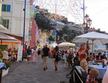 The Saint Anna Festival of Marina Grande: A Quintessential Cultural Tradition