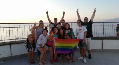 Sant'Anna for Sorrento Pride 2019