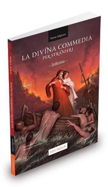 Book Release: The Divine Comedy for Foreigners – Inferno, Marino and Palumbo