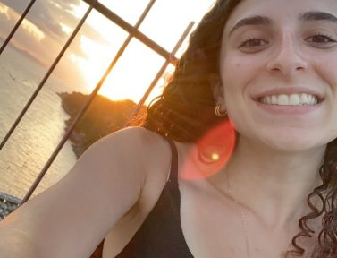 Meet Lucienne Gesualdo – Post Advanced Italian Student